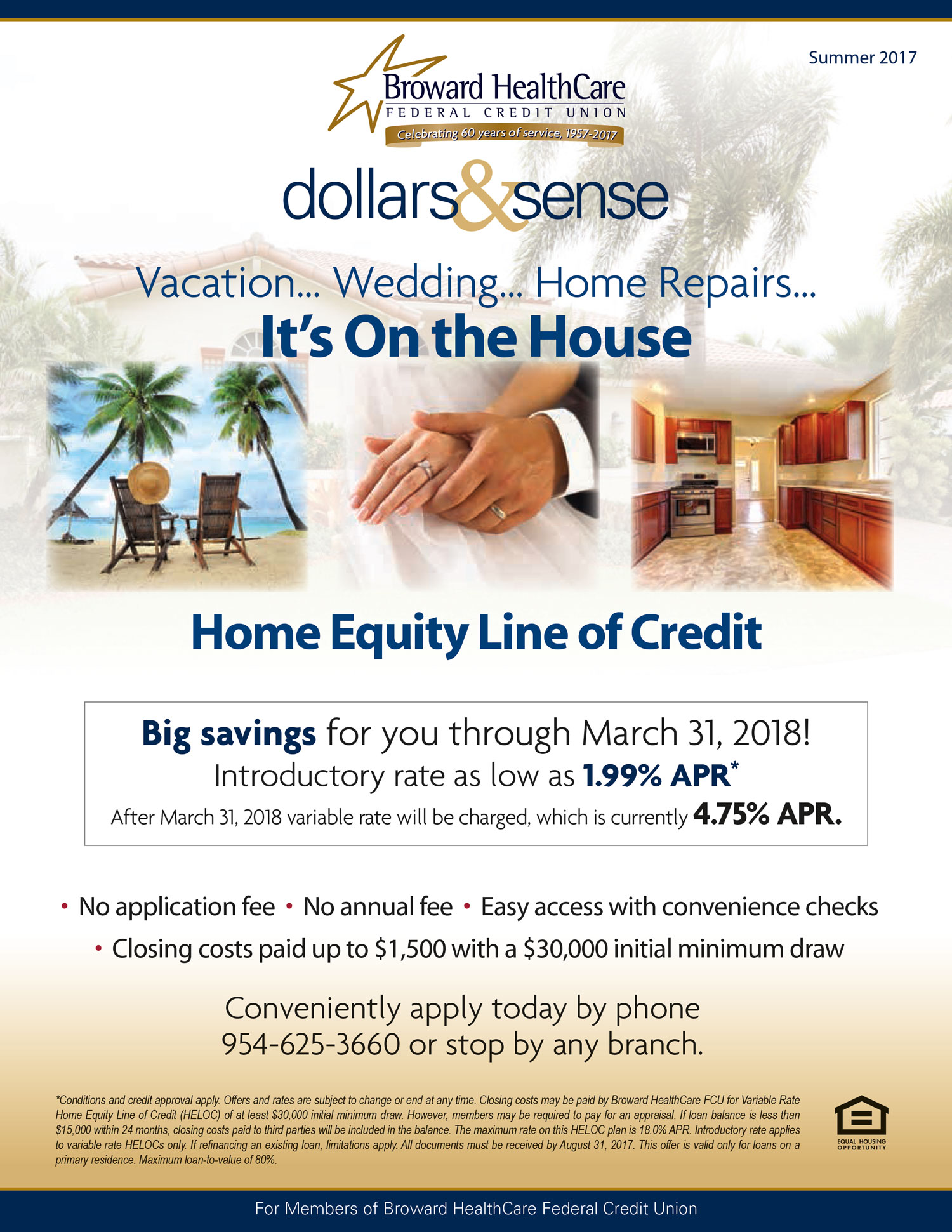 Broward HeathCare FCU Newsletter