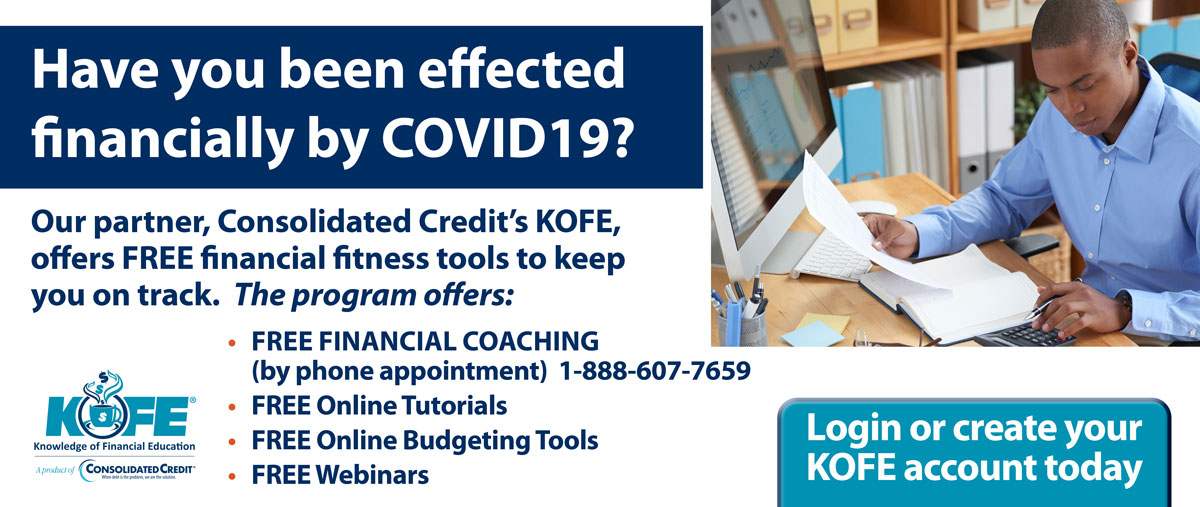Have you been effected financially by Covid-19? Free financial tools to keep you on track