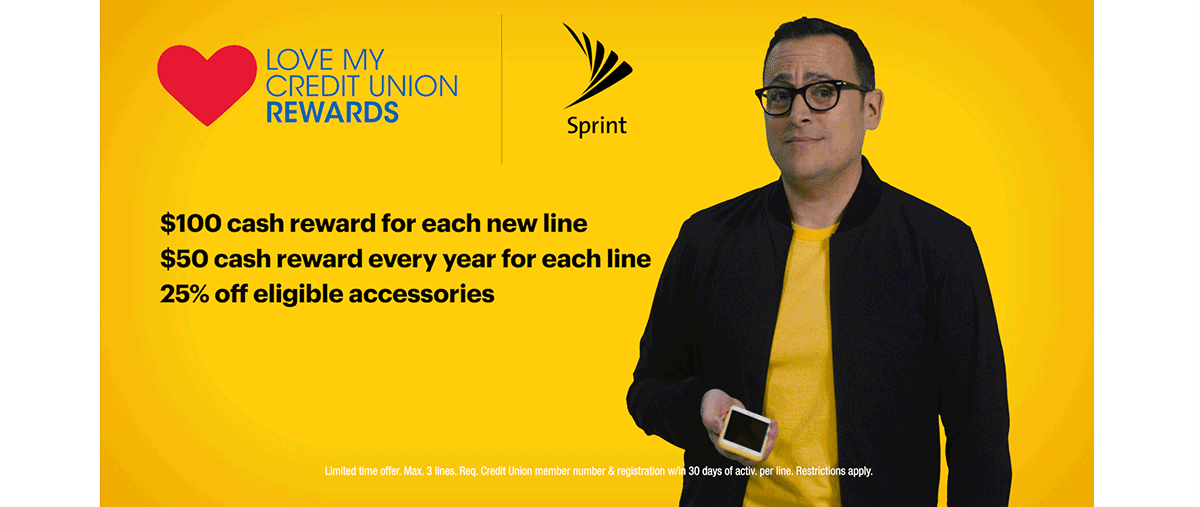Get a $100 Cash Reward for Every New Line You Switch to Sprint